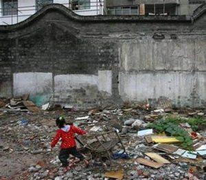 pobreza china