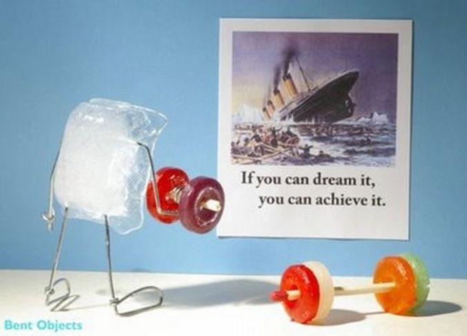 Si puedes soñarlo, puedes lograrlo